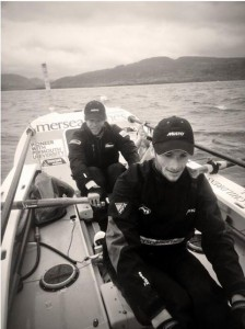Islanders off Scotland mono