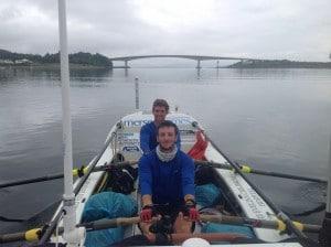 The Islanders at Skye Bridge
