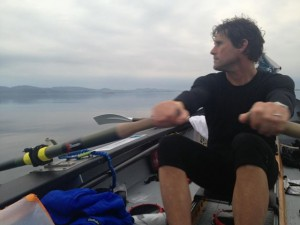 Jason McKinlay off Jura