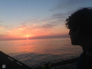 Savoir Faire sunrise Jul 7