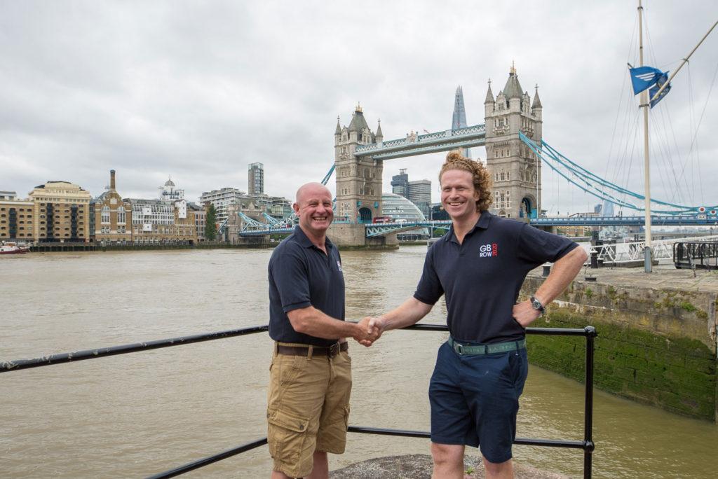 GB Row Directors Will de Laszlo and Jim Bastin